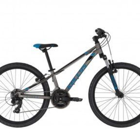 Bicicletta Mountain Bike per Ragazzi Mtb Freni V-Brake 24 Pollici