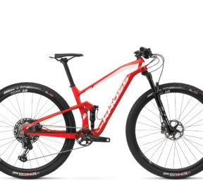 Negozio Vendita Biciclette Mountain Bike Mtb Full Suspension Carbonio